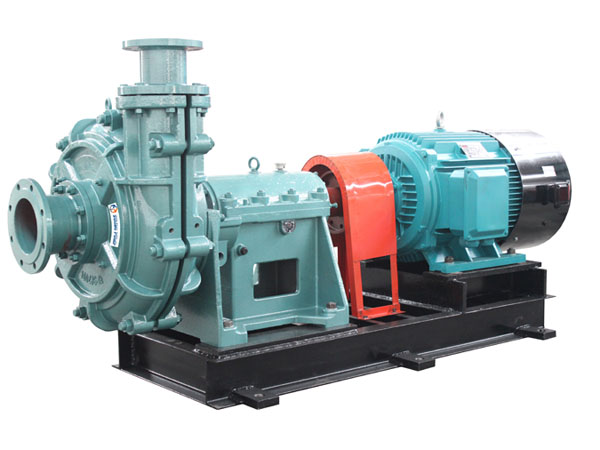 ZJ Slurry Pumps Horizontal single-stage single-suction